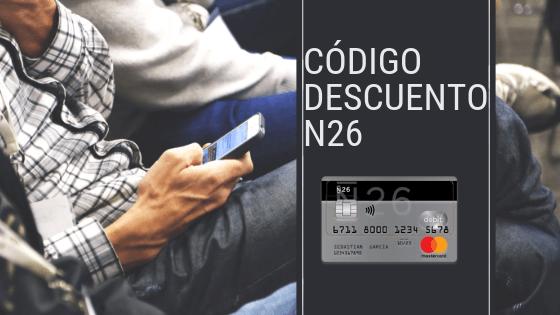 codigo promocional n26